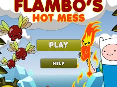 Flambos Hot Mess