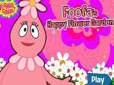 Foofa Happy Flower Garden