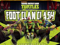 Foot Clan Clash