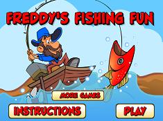 Freddys Fishing Fun