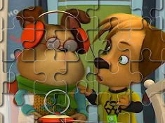 Friend and Gene Puzzle