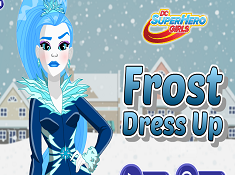 Frost Dress Up
