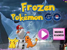 Frozen Pokemon Go