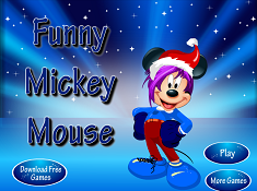 Funny Mickey Mouse