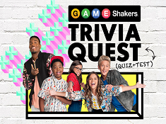 Game Shakers Trivia Quest