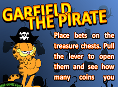 Garfield the Pirate