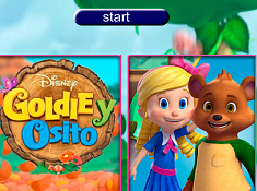 Goldie and Bear Memory