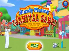 Handy Manny Carnival