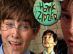 Hank Zipzer Online Puzzle