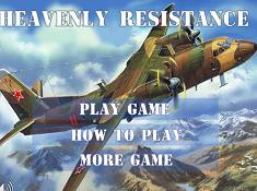 Heavenly Resistance