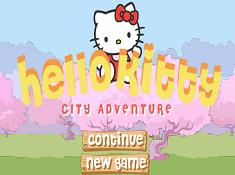 Hello Kitty City Adventure