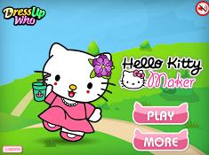 Hello Kitty Maker