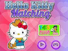 Hello Kitty Matching