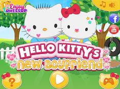 Hello Kitty New Boyfriend