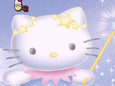 Hello Kitty Typing