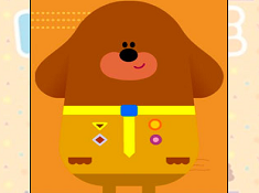 Hey Duggee Puzzle