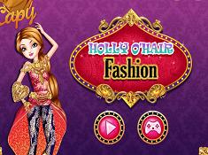 Holly Ohair Fashion