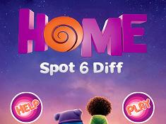 Home Spot 6 Diff