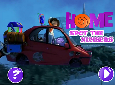 Home Spot the Numbers