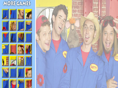 Imagination Movers Puzzle