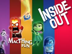 Inside Out Matching Fun