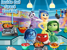 Inside Out Space Cooking