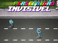 Invisible Car Race