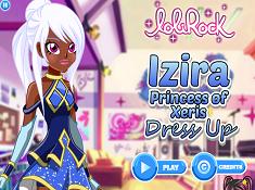 Izira Princess of Xeris Dress Up