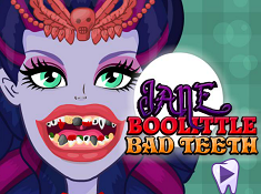 Jane Boolittle Bad Teeth