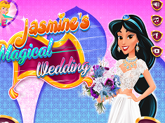 Jasmines Magical Wedding