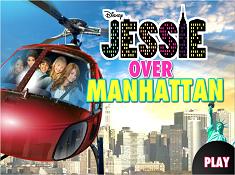 Jessie Over Manhattan
