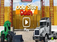 Job Site Dash