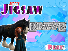 Jolly Jigsaw Brave
