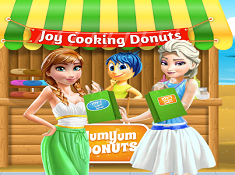 Joy Cooking Donuts