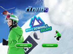 Kayla Downhill Escape