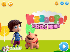 Kazoops Puzzle Mania