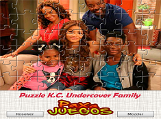 KC Undercover Family