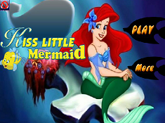 Kiss Little Mermaid