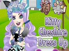 Kitty Chesire Dress Up