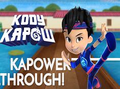 Kody Kapow Kapower Through