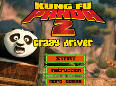 Kung Fu Panda 2 Crazy Driver