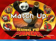 Kung Fu Panda 2 Match Up