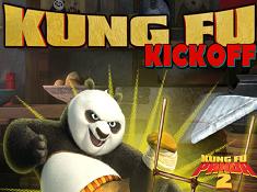 Kung Fu Panda Kick Off