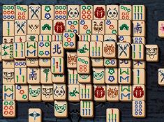 Kung Fu Panda Mahjong