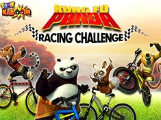 Kung Fu Panda Racing Challenge