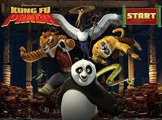 Kung Fu Panda Word Search