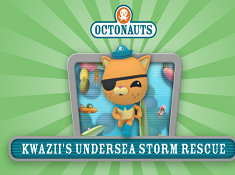Kwaziis Undersea Storm Rescue