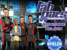 Lab Rats Bionic Heroics