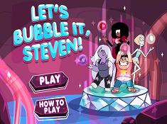 Lets Bubble It Steven