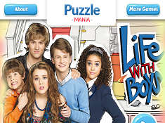 Life With Boys Puzzle